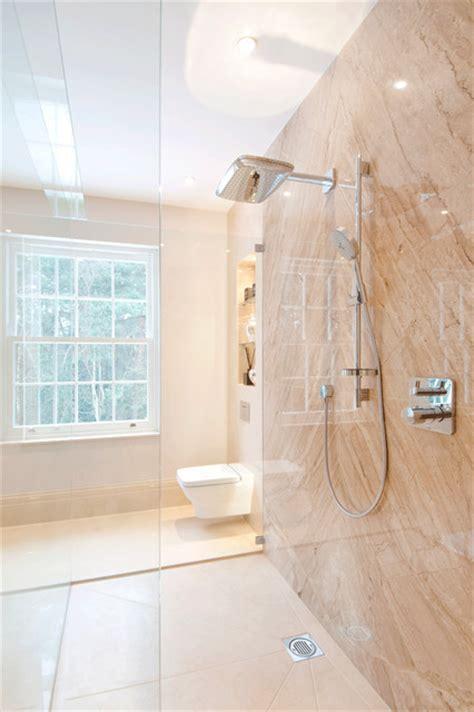 Cp Hart Case Study Amberhurst  Contemporary Bathroom
