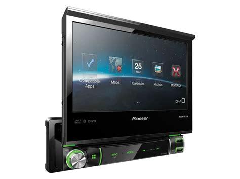 pioneer avh x7500bt 1din multimedia autoradio dvd tft smartphone usb cd mp3 nuovo ebay