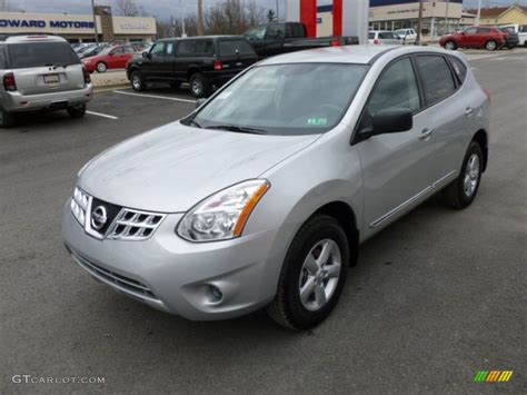 silver nissan rogue brilliant silver 2012 nissan rogue s special edition awd