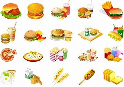 Clipart Clip Fast Foods Healthy Vector French