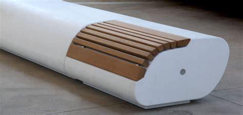 lorenz modular bench park street furniture urban effects