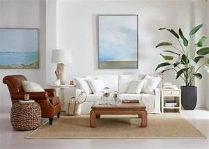 Go Coastal Living Room Ethan Allen