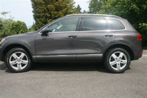 on board diagnostic system 2012 volkswagen touareg transmission control sell used 2012 volkswagen touareg tdi lux sport utility 4 door 3 0l in wheat ridge colorado