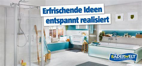BÄderwelt  Zum Wunschbadezimmer Bauhaus