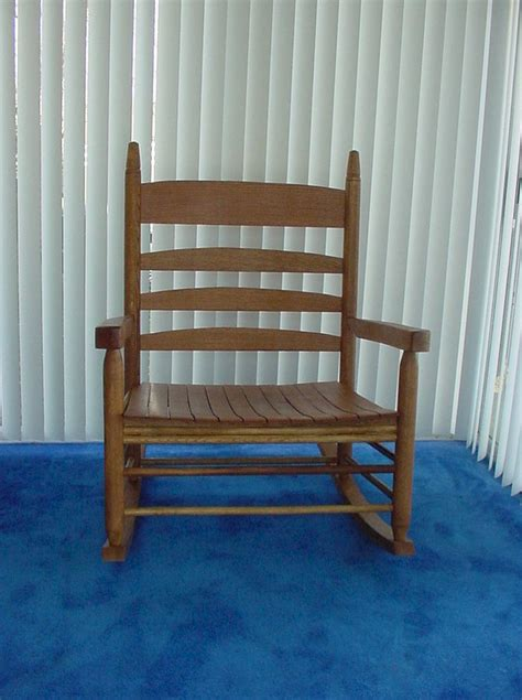 furniture oak wood rocking chair www