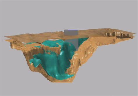 Largest underwater waterfall: Denmark Strait cataract