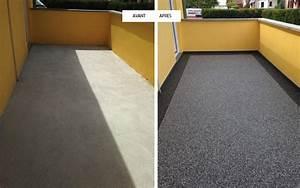 entreprise installateur tapis de pierre pas cher discount With sol de terrasse pas cher