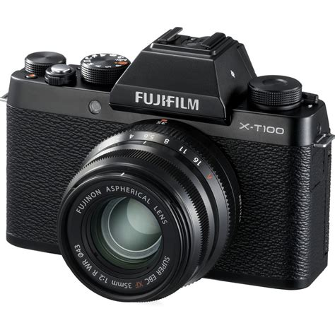 The Fujifilm X T100 is a Fun and Affordable Mirrorless Camera