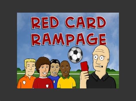 red card rampage hd archives gamerevolution