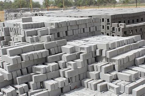 grey fly ash brick rs  piece build makaan  unit