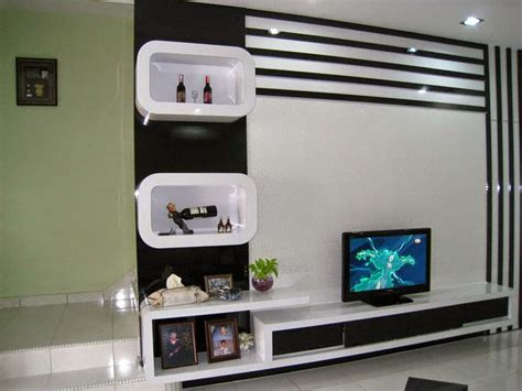 Home Interior Tv Cabinet Home Decor Black And White Tv Cabinet Design Ideas
