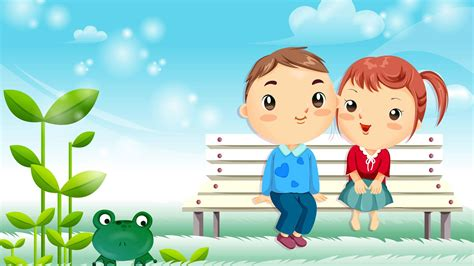 cute cartoon backgrounds  images