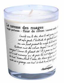 Bougie Fleur De Coton : bougie parfum e fleur de coton autrepart beaut test ~ Teatrodelosmanantiales.com Idées de Décoration