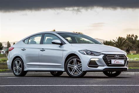 Hyundai Elantra 1.6 Turbo Elite Sport (2017) Quick Review ...