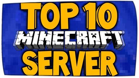 top  minecraft server vorstellung beste server mit ip