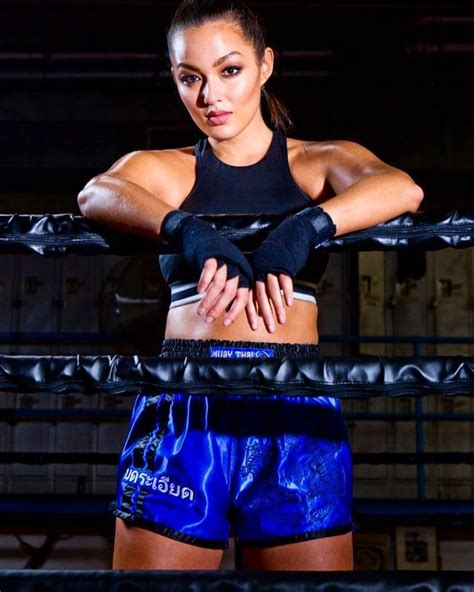 Why Mma Fighter Mia Kang Has As Much Sex As Possible Before Every Fight