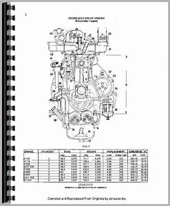 Photos About 706 International Tractor Parts Diagram