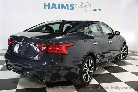 2017 Used Nissan Maxima S 3.5l At Haims Motors Serving