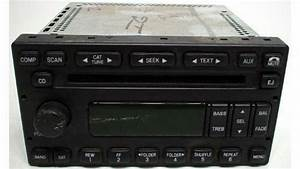 2006 Ford Escape Radio