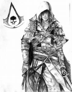 Comment dessiner assassin s creed 4