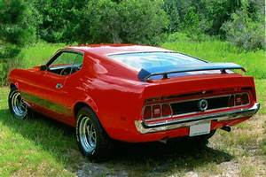1973 FORD MUSTANG MACH 1 FASTBACK - 151936