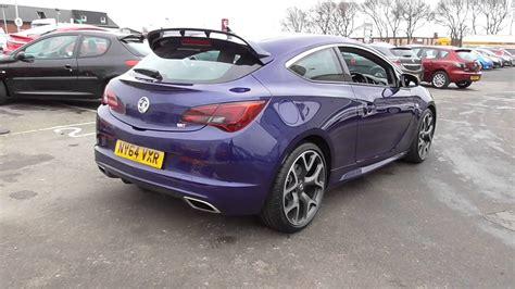 vauxhall purple vauxhall astra gtc 2 0t 16v vxr 3dr u21549 youtube