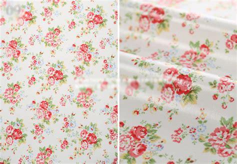 shabby chic fabrics uk oilcloth fabric homeware craft medium floral white retro style shabby chic fq ebay
