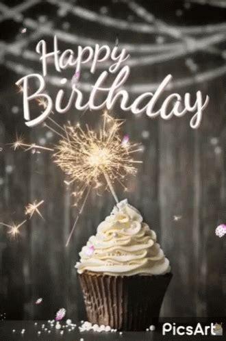 happy birthday happy birthday  cake gif