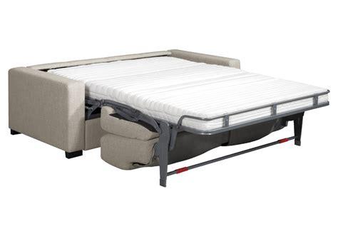 canapé lit matelas épais canapé lit matelas my