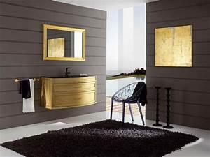 Luxury Black and Gold Bathrooms - Decoholic