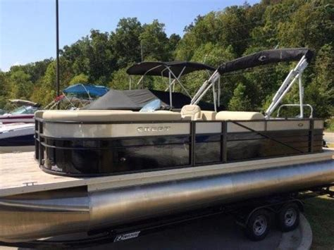 Used Tritoon Boats For Sale In Alabama by Pontoon Boats For Sale In Grant Alabama