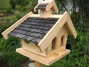 Futter Für Wildvögel Selber Machen : gro es vogelhaus selber bauen swalif ~ Michelbontemps.com Haus und Dekorationen