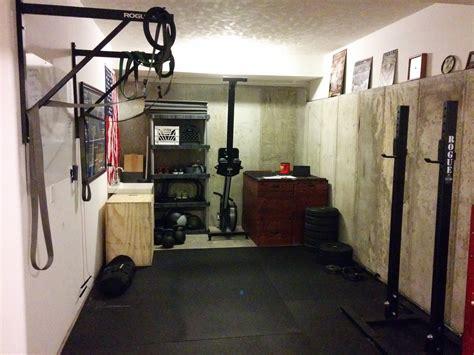gym garage crossfit building mission