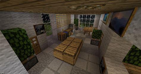Minecraft Kitchen Cooker by Modern House Minecraft Project