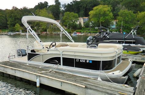 2013 Bennington Pontoon For Sale by 2013 Bennington 24 Slx Pontoon Boats Boats For Sale