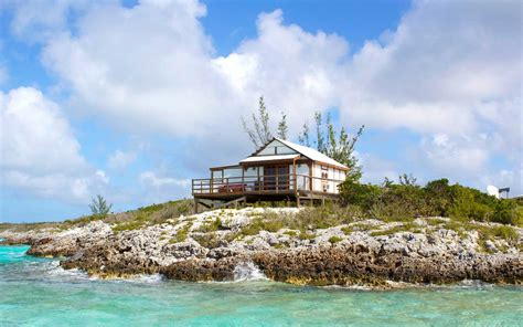 rent   private island   bahamas