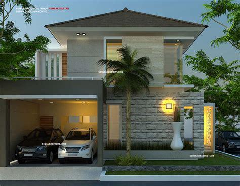 model rumah hook  lantai