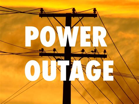 power outage update allentown association