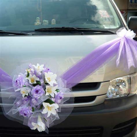 decoration voiture mariage rouen