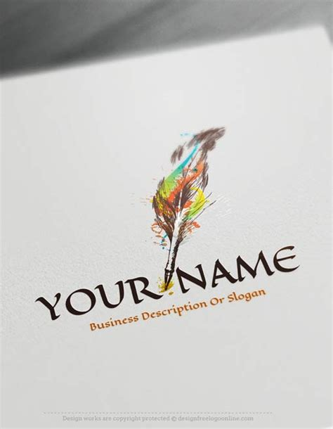 Name Template Maker by Best Logo Designs Free Logo Maker
