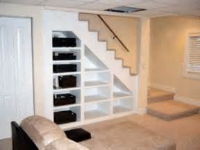 Finishing Basement Stairs Ideas by Basements Stairs And Basement Remodeling On Pinterest