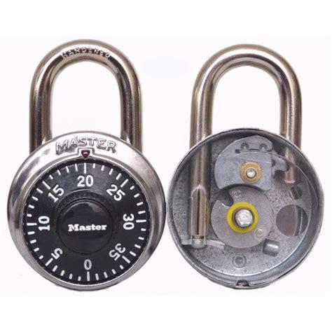Visible Combination Padlock Lockpickshopcom