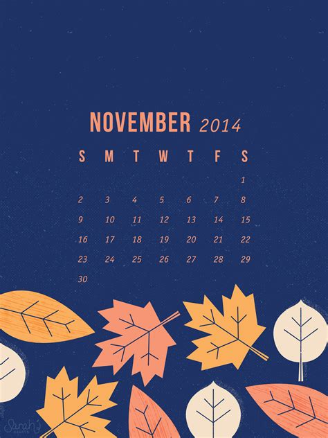 november  calendar wallpapers sarah hearts