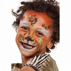 Maquillage Simple Enfant : maquillage enfant lion id es conseils et tuto maquillage ~ Melissatoandfro.com Idées de Décoration