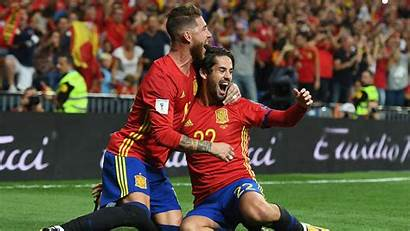 Spain Team National Isco Ramos Sergio Alarcon