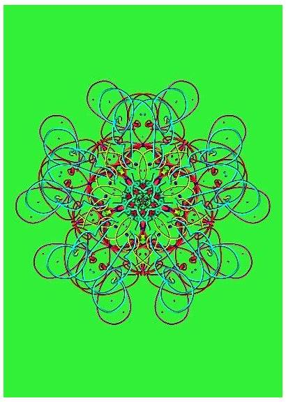 Fractals Creation Artwork