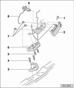Volkswagen Workshop Manuals  U0026gt  Golf Mk3  U0026gt  Body  U0026gt  General