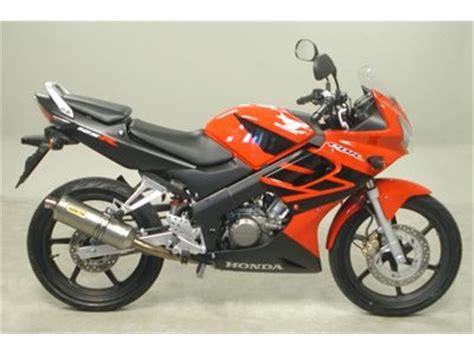 honda cbr 125 r racing collector honda cbr 125 r 2004 2006 arrow 51002mi