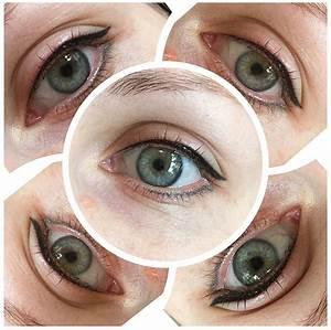 Semi Permanent Makeup Eyeliner Cosmetic Tattoo Eyeliner