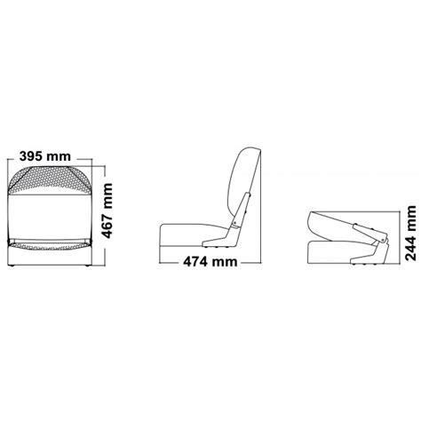 siege rabattable bateau siège fauteuil pilotage pour bateau vedette ou semi rigide